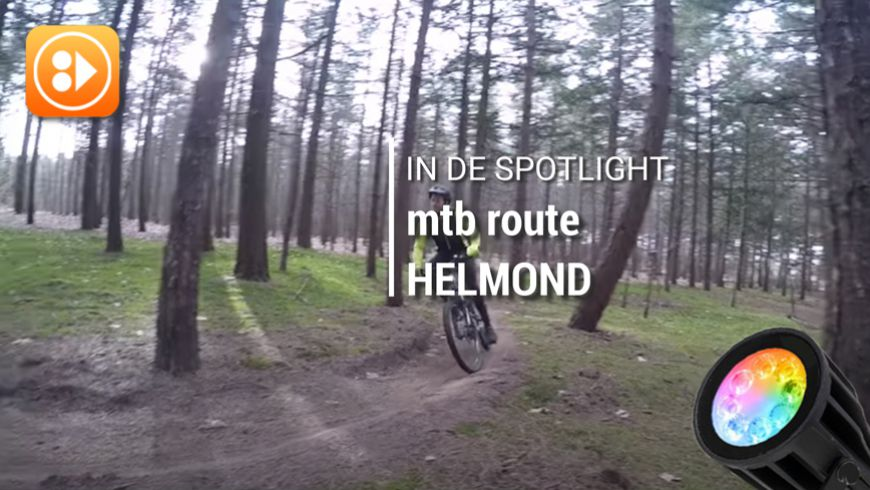 In de spotlight: MTBroute Helmond