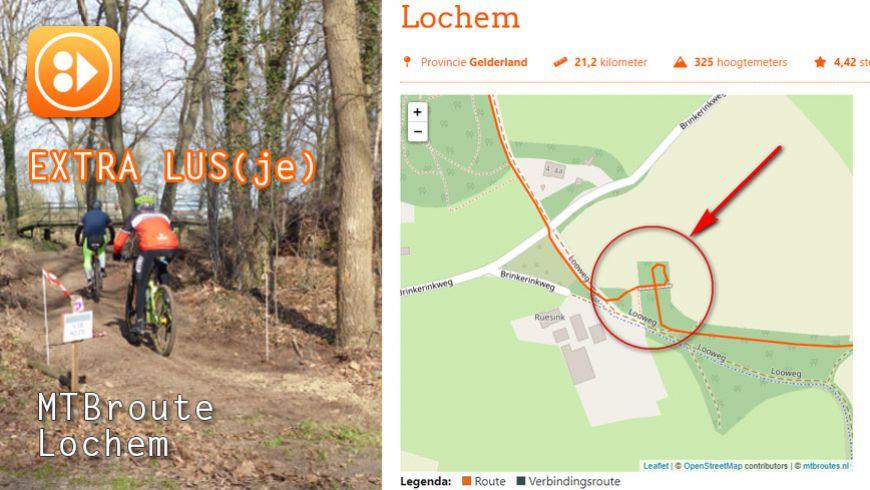 Extra LUS(je) MTBroute Lochem