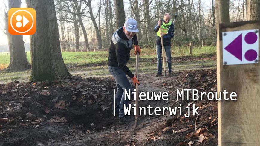 Nieuwe route in Winterswijk