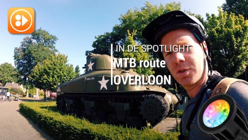 In de spotlight: MTBroute Overloon