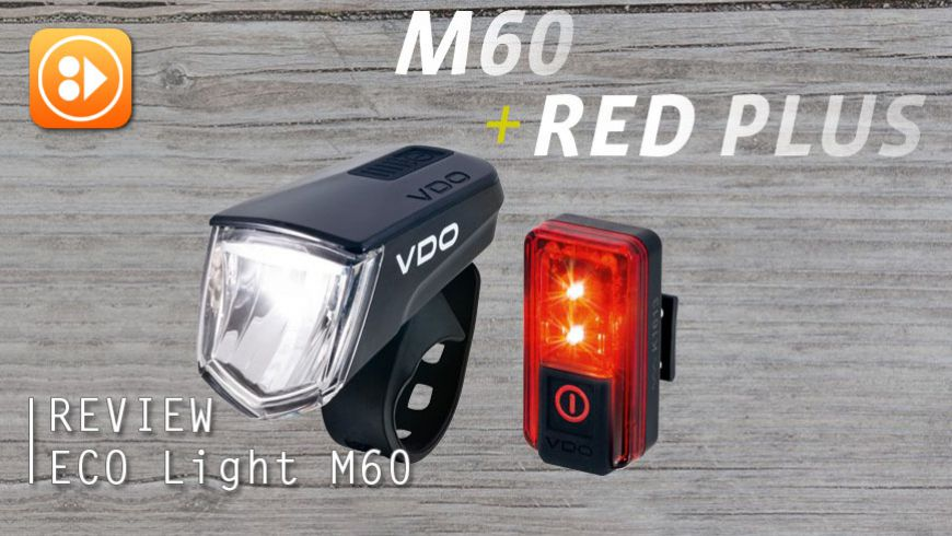 Nieuwe VDO fietsverlichting ► Winactie!