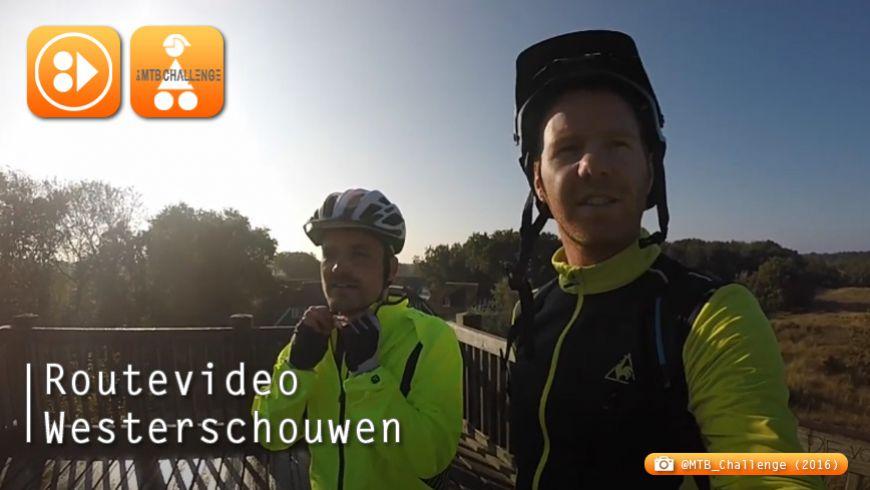 Nieuwe Video MTBroute Westerschouwen