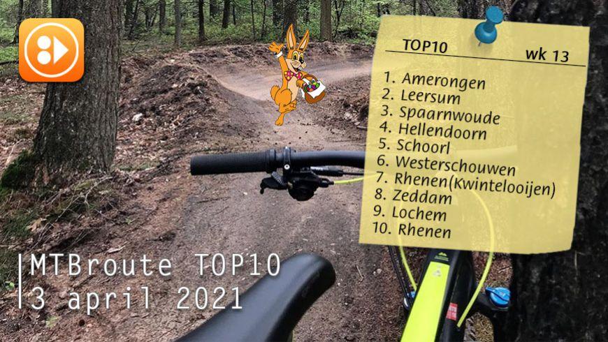 MTBroute TOP10 bijgewerkt 03-04-2021