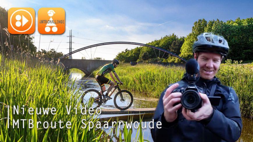 Nieuwe Video MTBroute Spaarnwoude