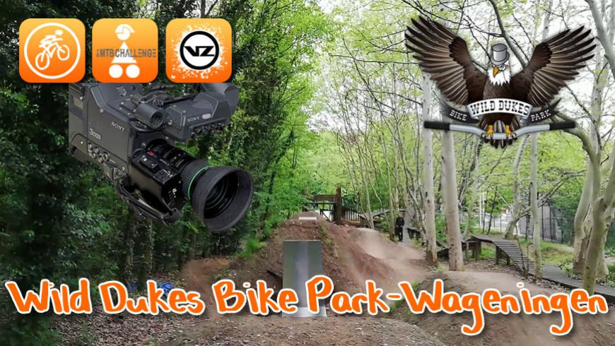 Nieuwe Video Bikepark Wageningen