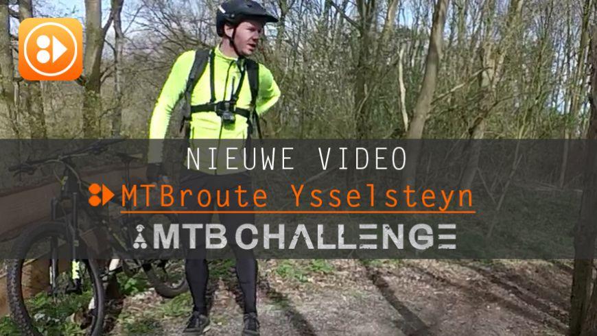 Nieuw! Routevideo MTBroute Ysselsteyn