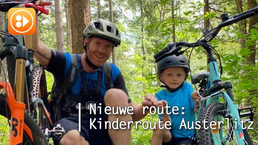 Nieuwe route: Kinderroute Austerlitz