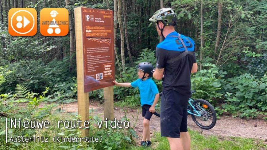 Nieuwe route video Kinderroute Austerlitz