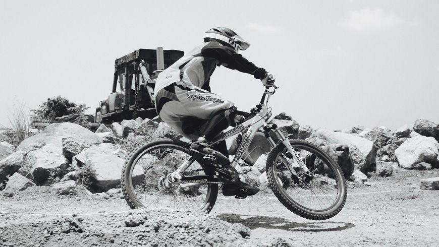 Zo ontstond de mountainbike