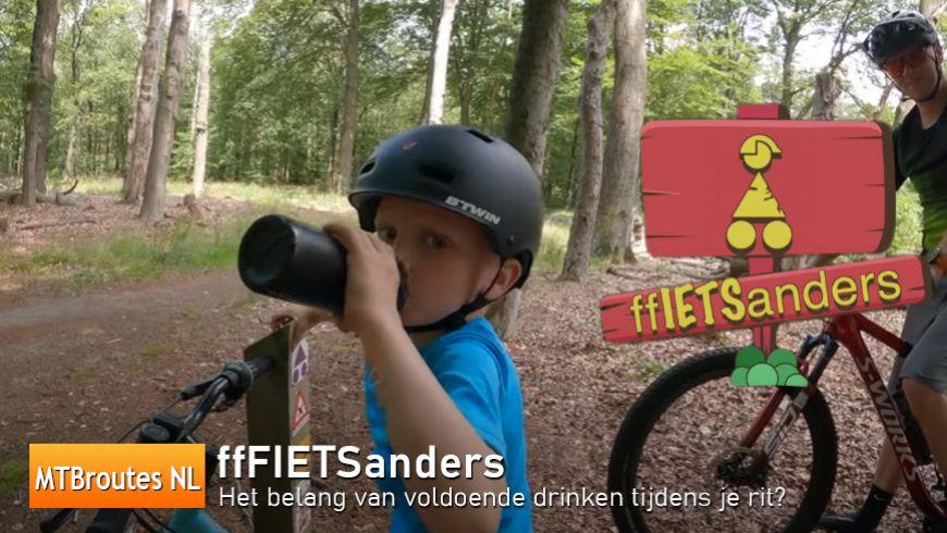 ffIETSanders - Waarom voldoende drinken tijdens je rit?