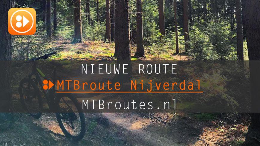 Nieuwe Route in Nijverdal