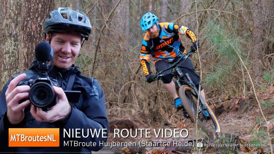 Nieuwe Video MTBroute Huijbergen