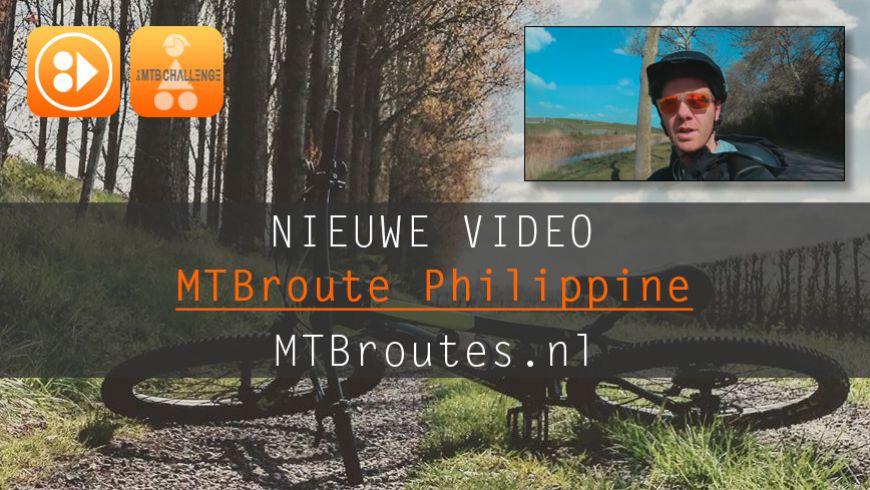 Nieuwe video MTBroute Philippine