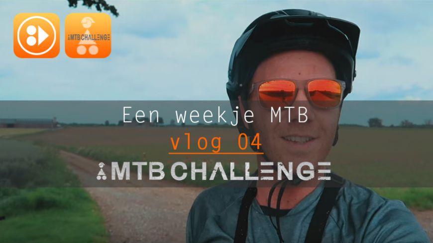 Een weekje MTB