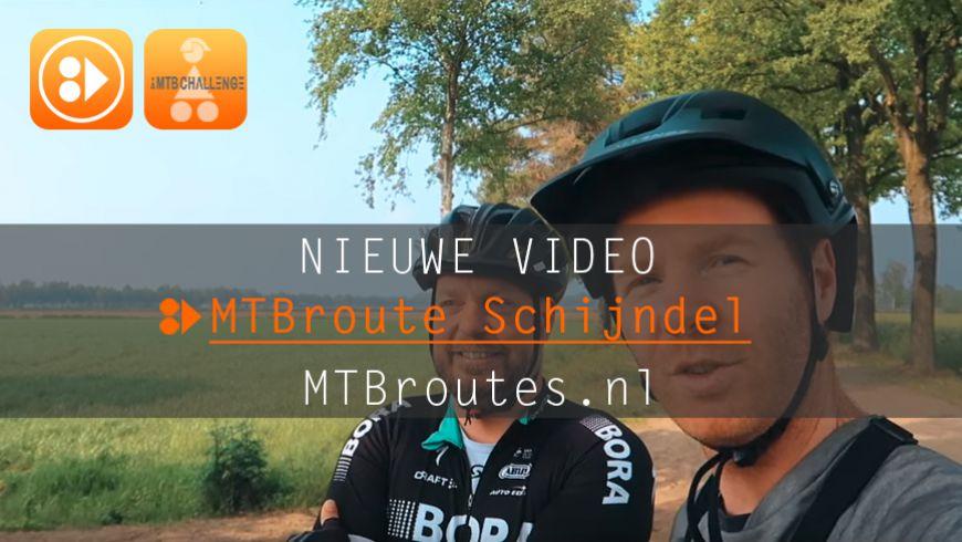 Nieuwe video MTBroute Schijndel