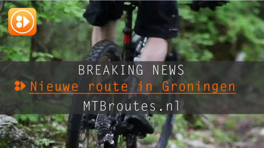 Groningen krijgt volgend jaar langverwachte mountainbikeroute