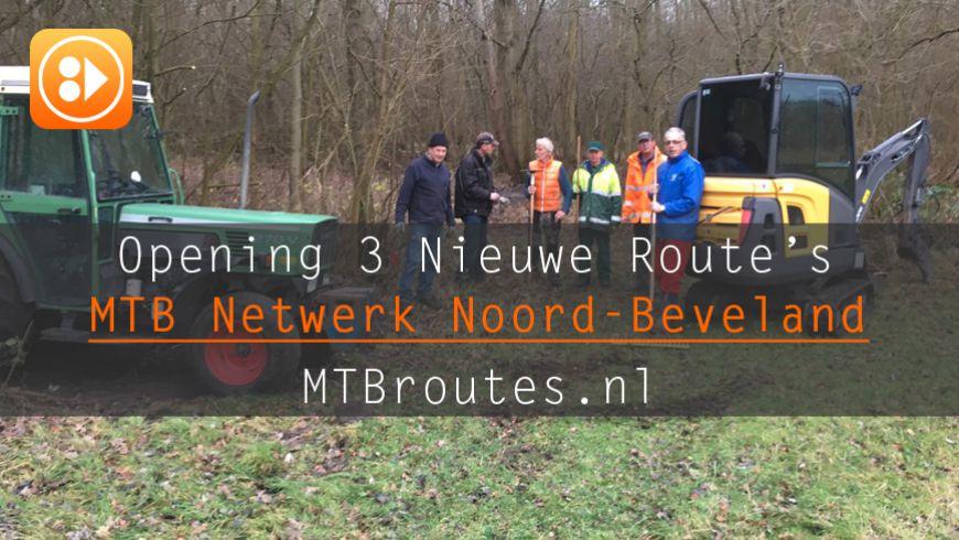 Opening Mountainbikenetwerk Noord-Beveland
