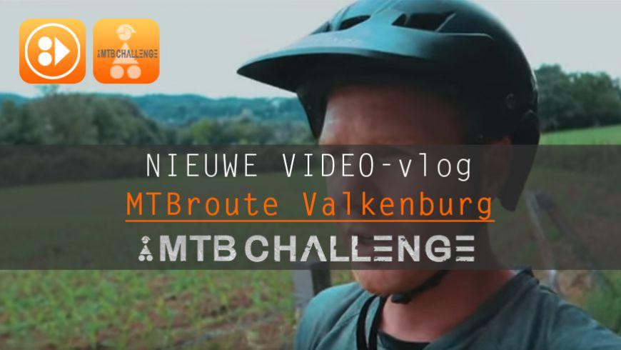 Nieuwe Video-vlog MTBroute Valkenburg