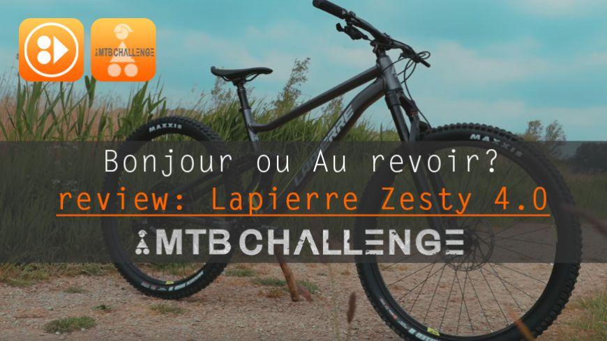 Review: Lapierre Zesty 4.0