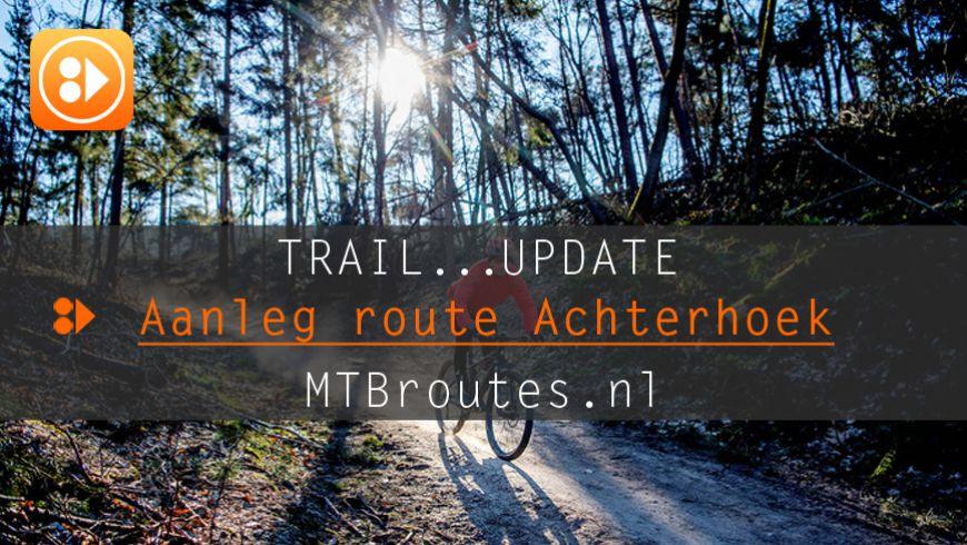 Aanleg route Achterhoek na 3 jaar van start!