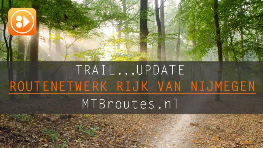 Aanleg routenetwerk Rijk van Nijmegen van start