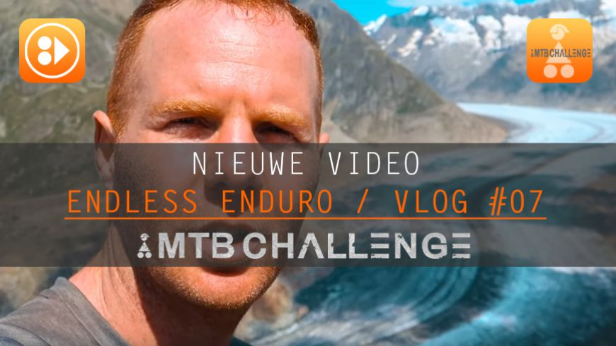 Endless enduro at Aletsch Arena // Vlog 07