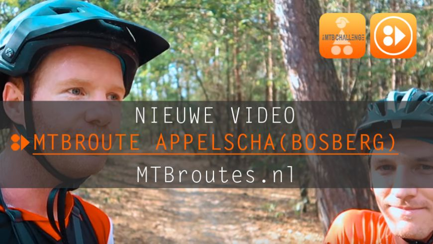 Routevideo MTBroute Appelscha(Bosberg)