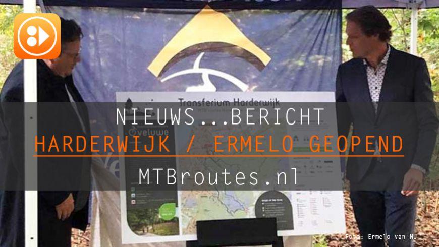 MTBroute Harderwijk-Ermelo geopend