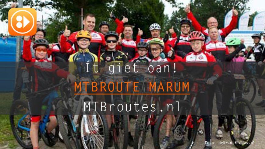 'It giet oan!' MTBroute Marum