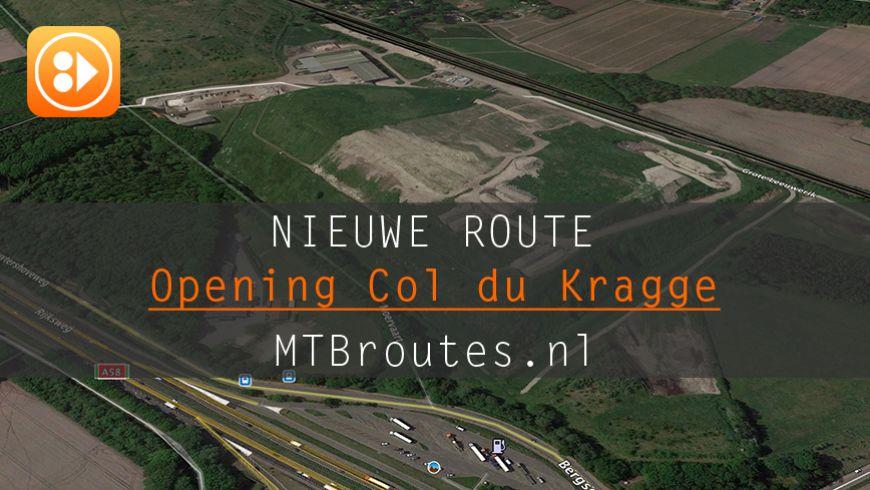 MTBroute Bergen op Zoom geopend