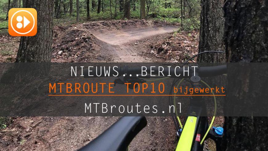 MTBroute TOP10 bijgewerkt 02-11-2019