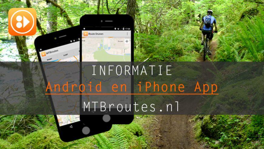 Update van MTBroutes app