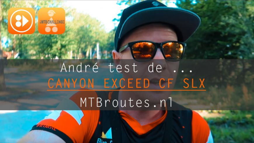 André test Canyon Exceed CF SLX