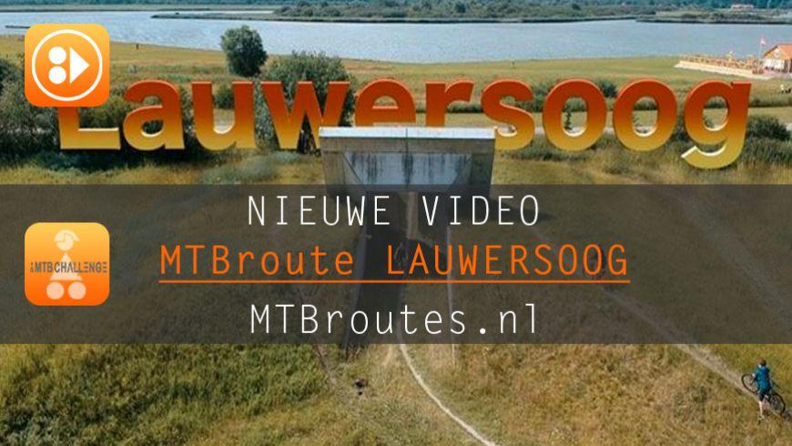 Nieuwe Routevideo Lauwersoog