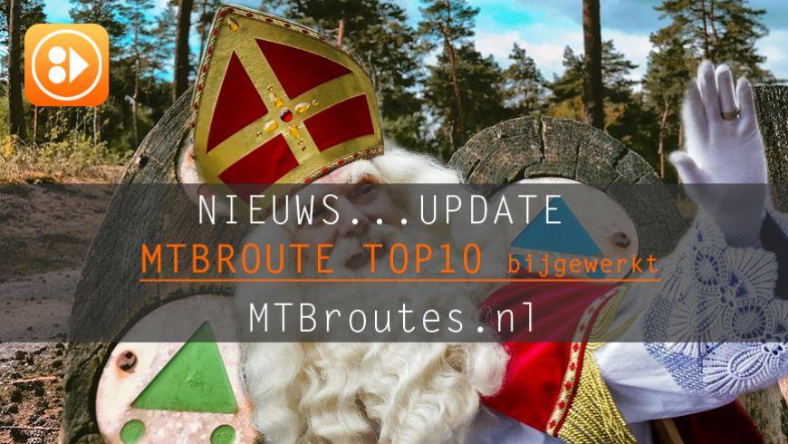 MTBroute TOP10 bijgewerkt 16-11-2019