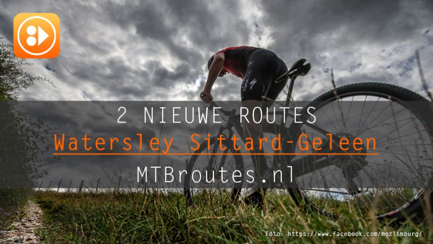 2 Nieuwe MTBroutes in Limburg