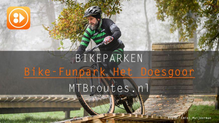 Nieuw Bike-Funpark Het Doesgoor in Goor
