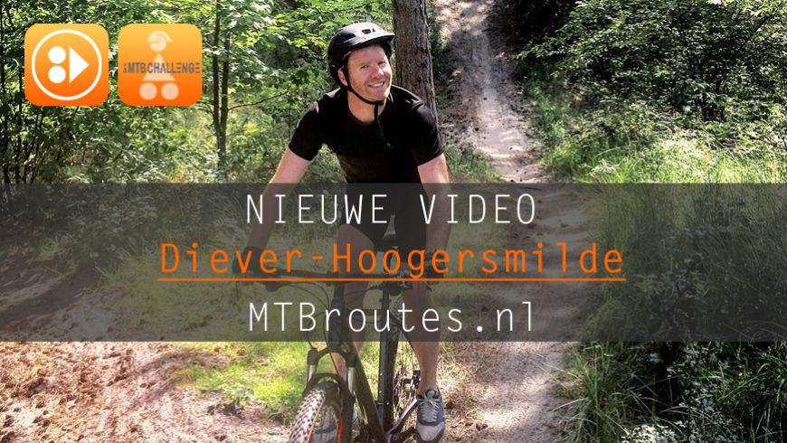 Nieuwe route video Diever-Hoogersmilde