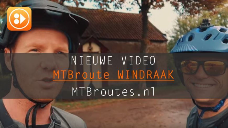 Nieuwe route video Windraak