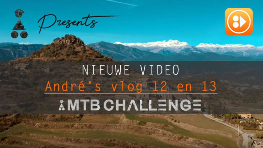 AINSA Spanish Mountainbike vlog 12 en 13
