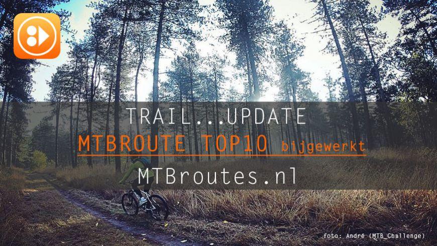 MTBroute TOP10 bijgewerkt 11-01-2020