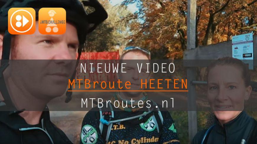 Nieuwe route video Heeten