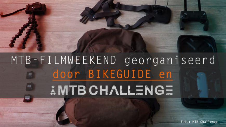 Ben jij erbij? // Mountainbike Film Weekend