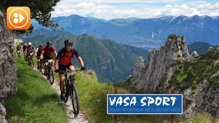 Onbezorgd op MTB vakantie met Vasa Sport
