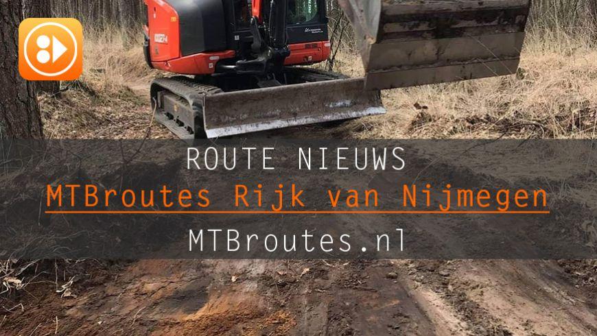 MTBroutes Rijk van Nijmegen