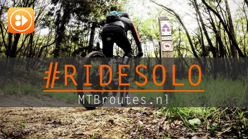 Dringende OPROEP aan alle Mountainbikers: #RIDESOLO