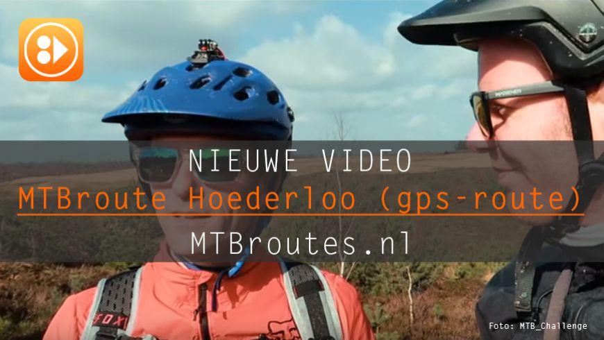 Video MTBroute Hoenderloo (gps-route)