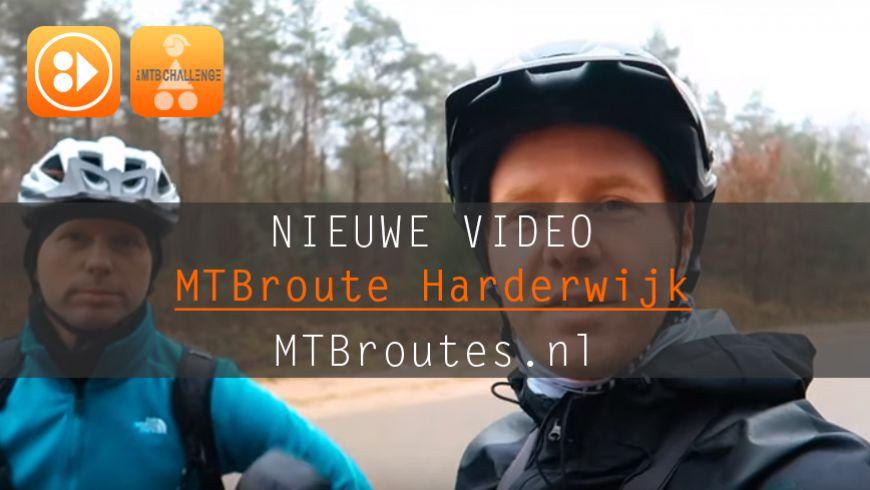 Video MTBroute Harderwijk