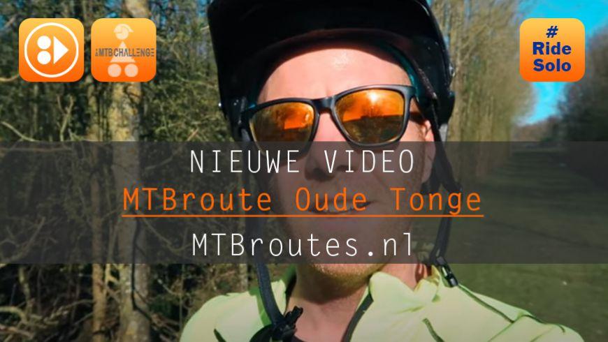 Video MTBroute Oude Tonge