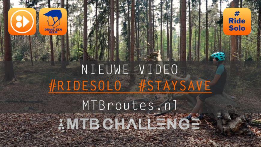 #RIDESOLO #STAYSAVE